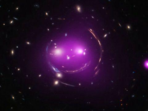 チェシャ猫銀河群