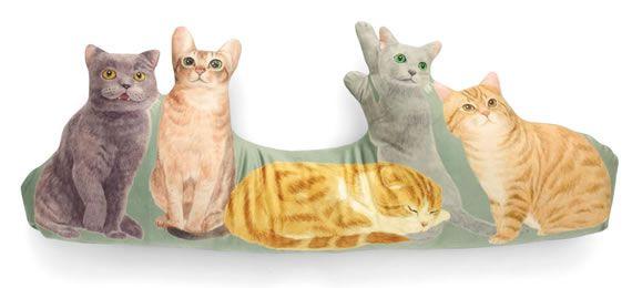 気品漂うヨーロッパ猫