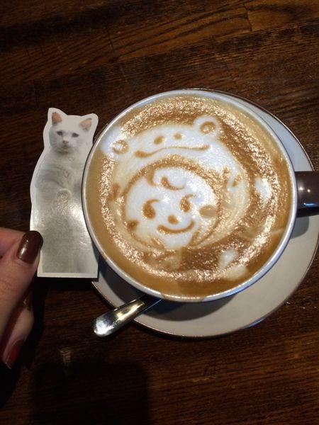取材させていただいたカフェ