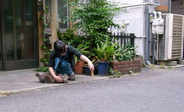 武田さんとシマバラさん