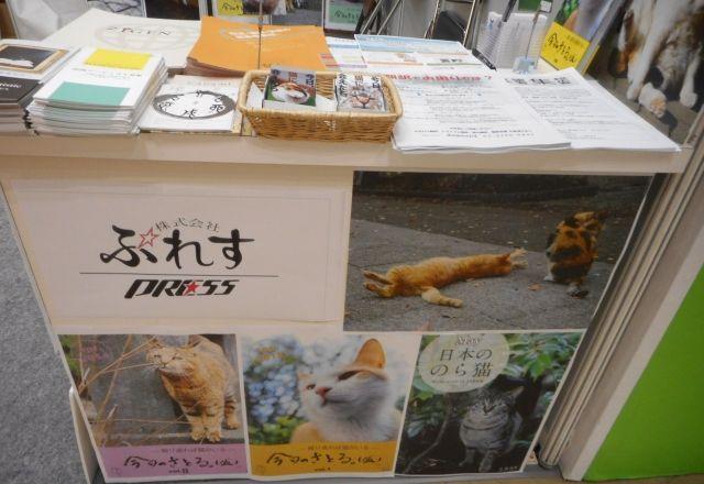 編集・校正の老舗企業であふれる猫愛に触れる!-株式会社ぷれすのみなさま<前篇>